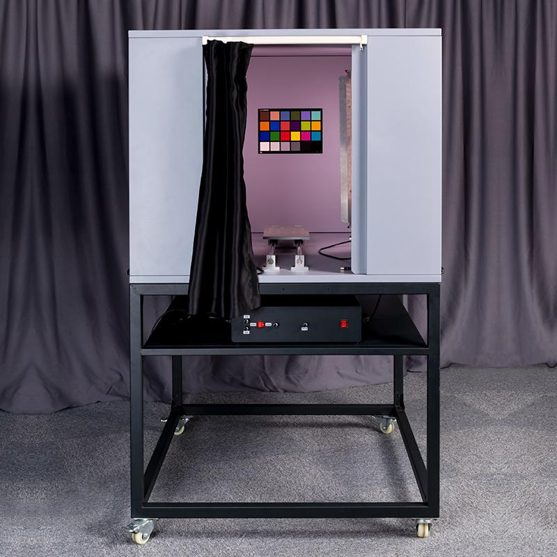 标准光源对色灯箱怎么使用
